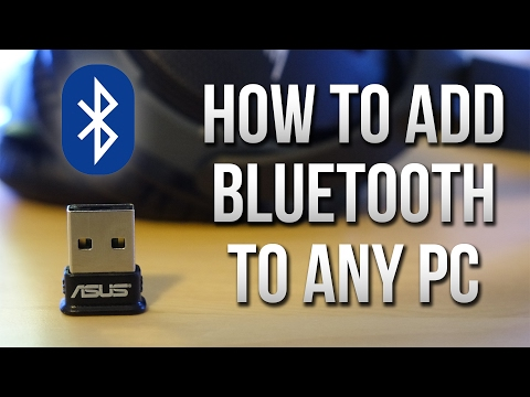 How to add bluetooth audio to any pc - 2 minute tech